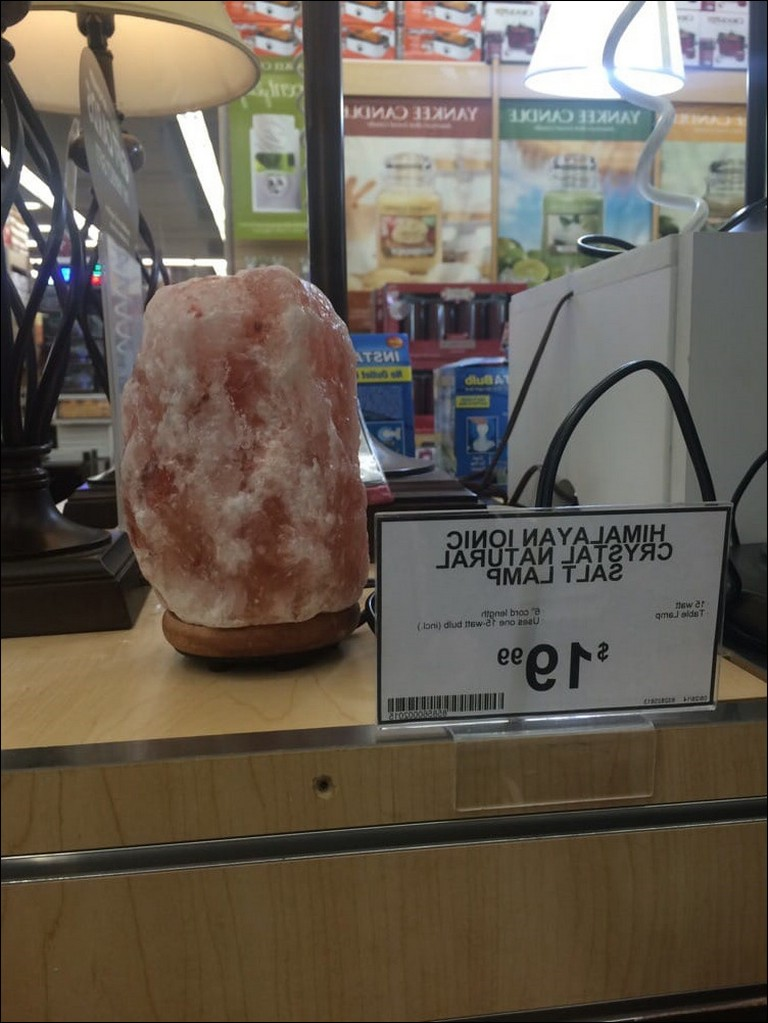 Himalayan Salt Lamp Bed Bath And Beyond