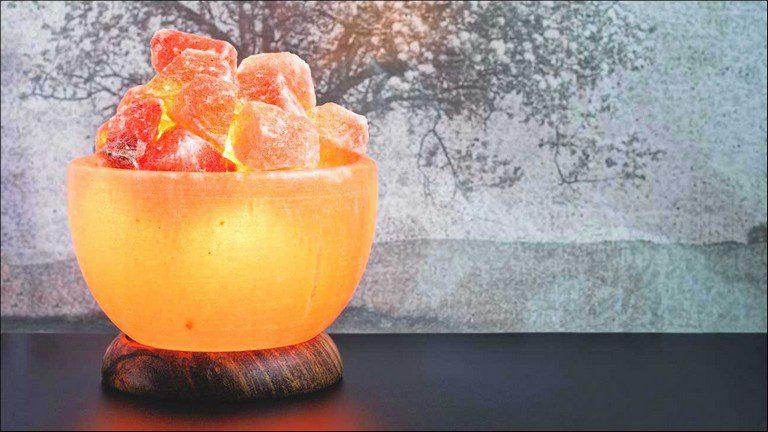 Himalayan Sea Salt Lamp
