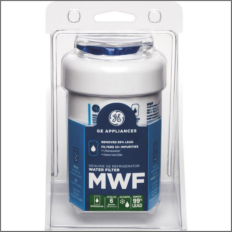 Home Depot Ge Refrigerator Water Filter