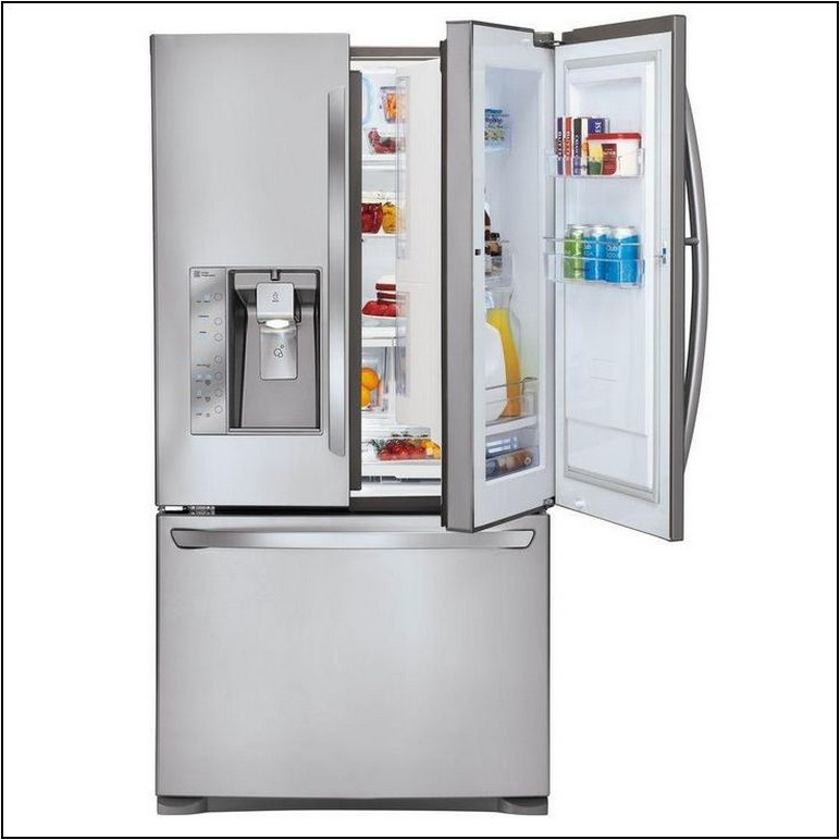 Home Depot Lg Refrigerator French Door