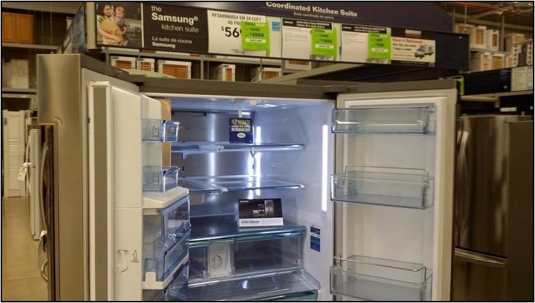 Home Depot Samsung Refrigerator Rebate