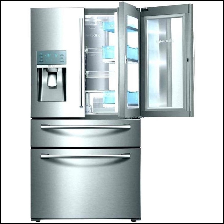 Home Depot Whirlpool Refrigerator French Door