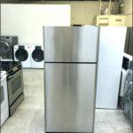 How Big Is A 18 Cubic Feet Refrigerator