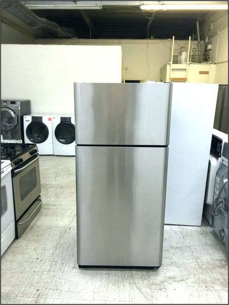 How Big Is A 18 Cubic Feet Refrigerator