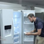 How To Change Water Filter In Samsung Side By Side Refrigerator