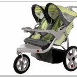 How To Fold Up Instep Safari Double Jogging Stroller