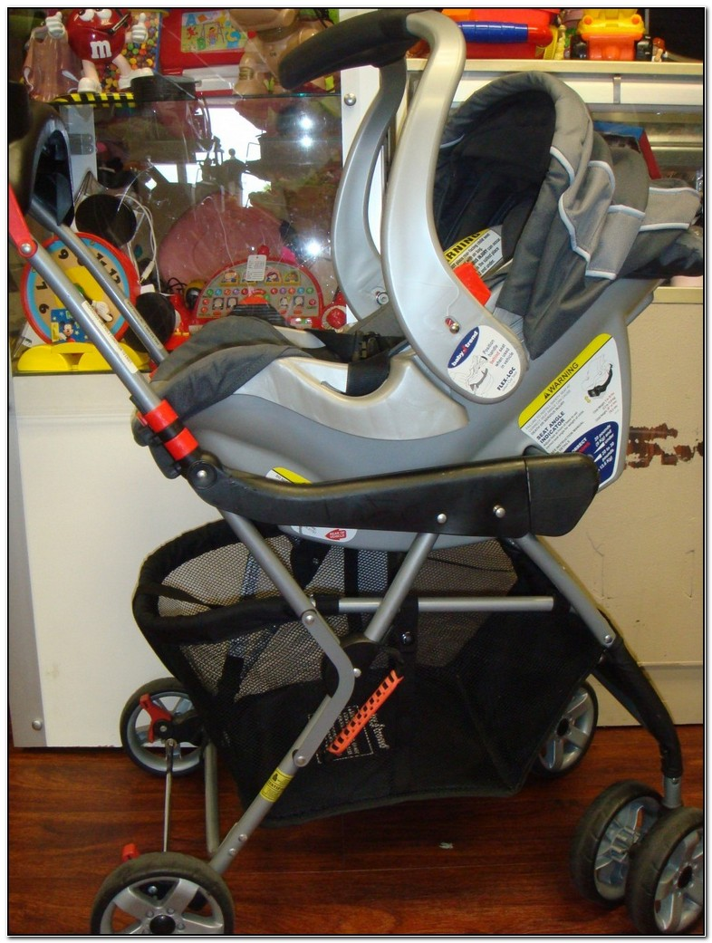 How To Use Baby Trend Snap And Go Stroller