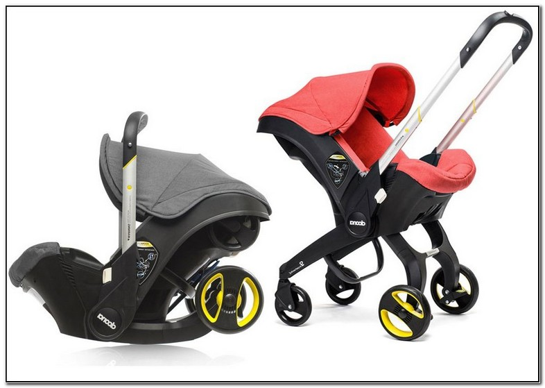 Infant Car Seat Stroller In One