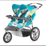 Instep Safari Double Jogging Stroller