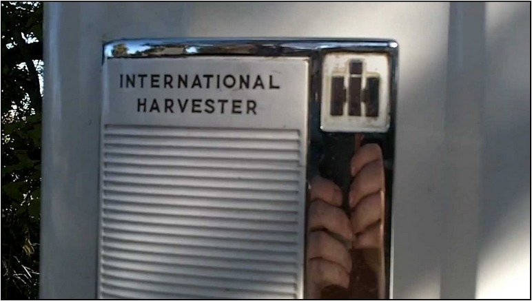 International Harvester Refrigerator Value