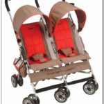 Jeep Umbrella Stroller Double