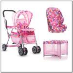 Joovy Baby Doll Double Stroller