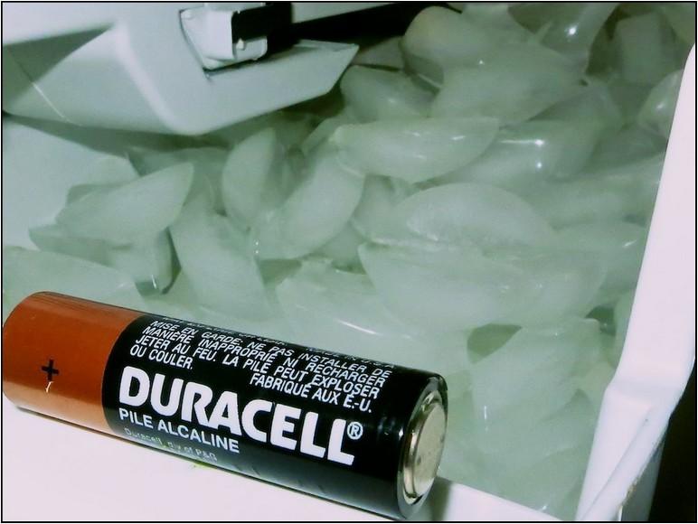 Keeping Batteries In Refrigerator