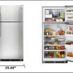 Kenmore Mid Size Refrigerator