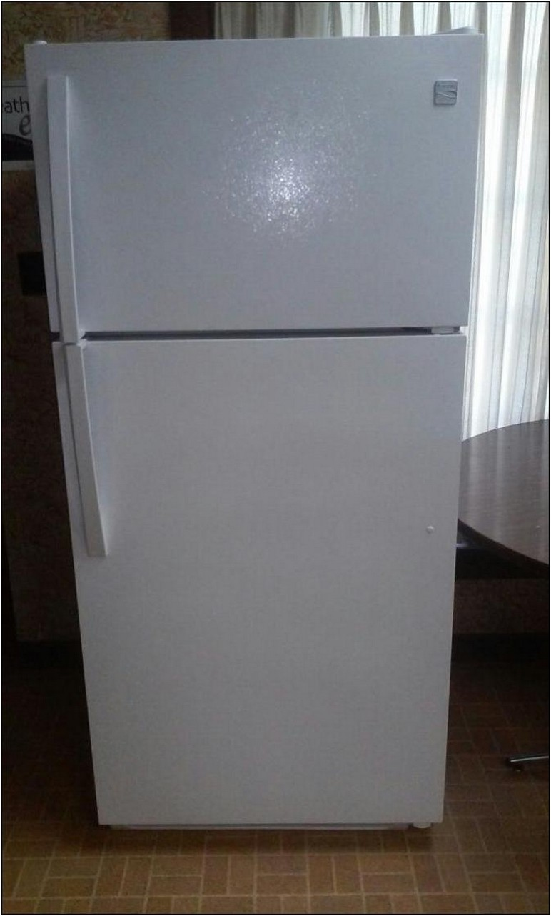 Kenmore Refrigerator Manual 970