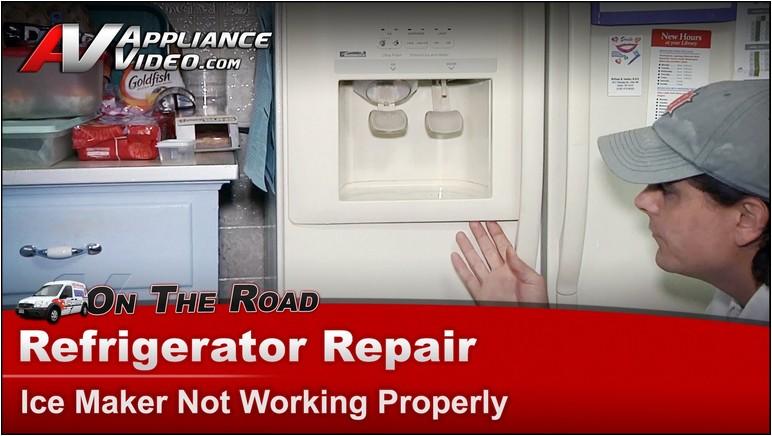Kenmore Refrigerator Repairman