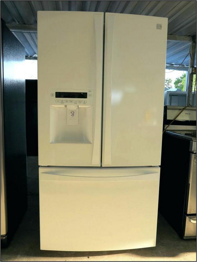 Kenmore Refrigerator Troubleshoot