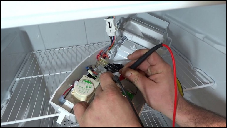 Kenmore Refrigerator Troubleshooting Defrost