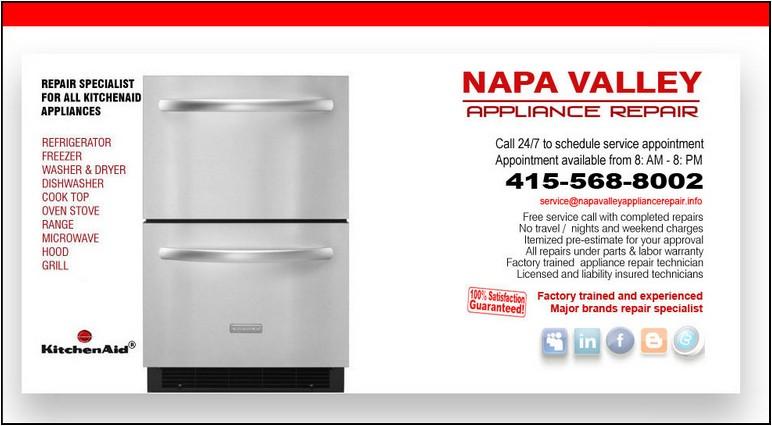 Kitchenaid Refrigerator Repairman
