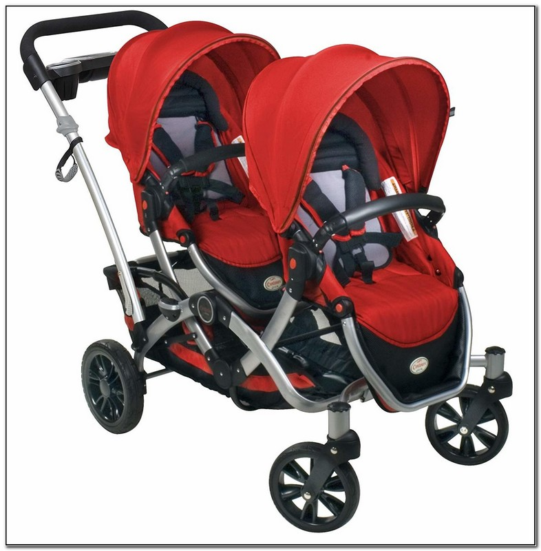 Kolcraft Contours Double Stroller Manual
