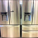 Lg 33 Inch Wide Counter Depth Refrigerator