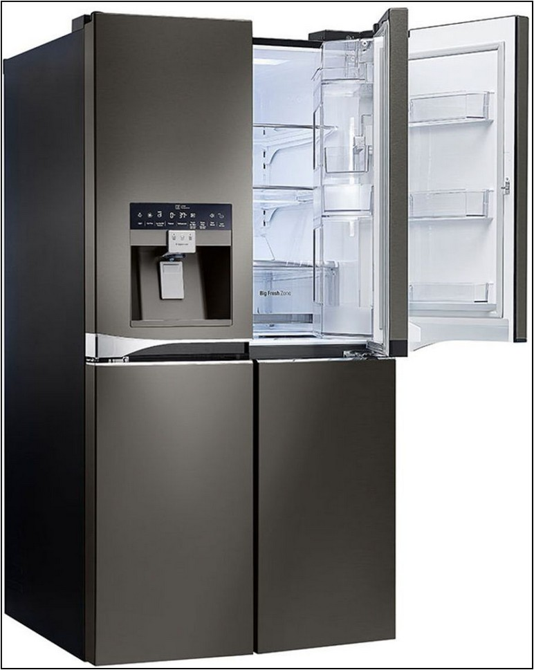 Lg 712l French Door Refrigerator Reviews