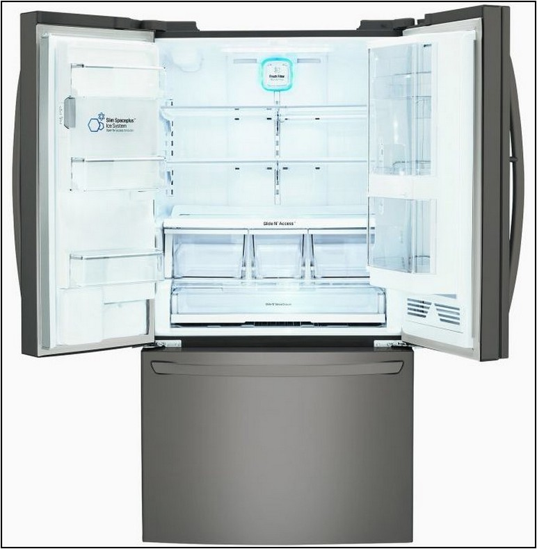 Lg Inverter Linear Refrigerator Ice Plus