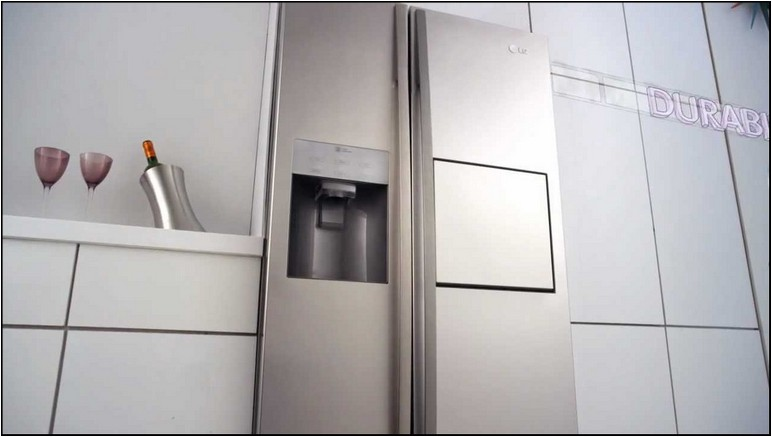 Lg Side By Side Refrigerator 32 Inches Wide