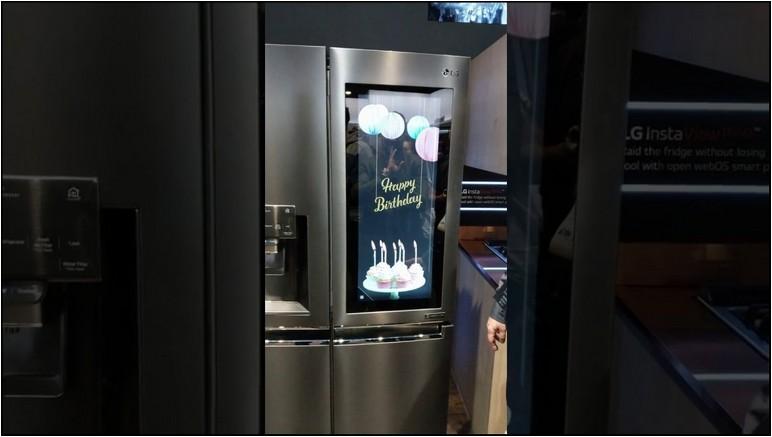 Lg Signature Refrigerator 2018