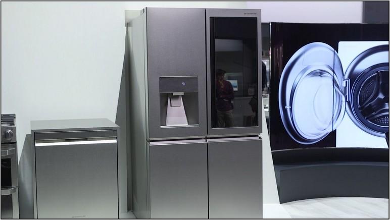 Lg Signature Refrigerator Video