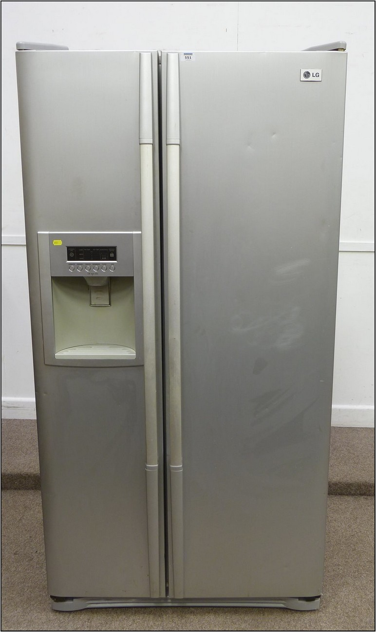 Lg Top Freezer Refrigerator With Ice Maker