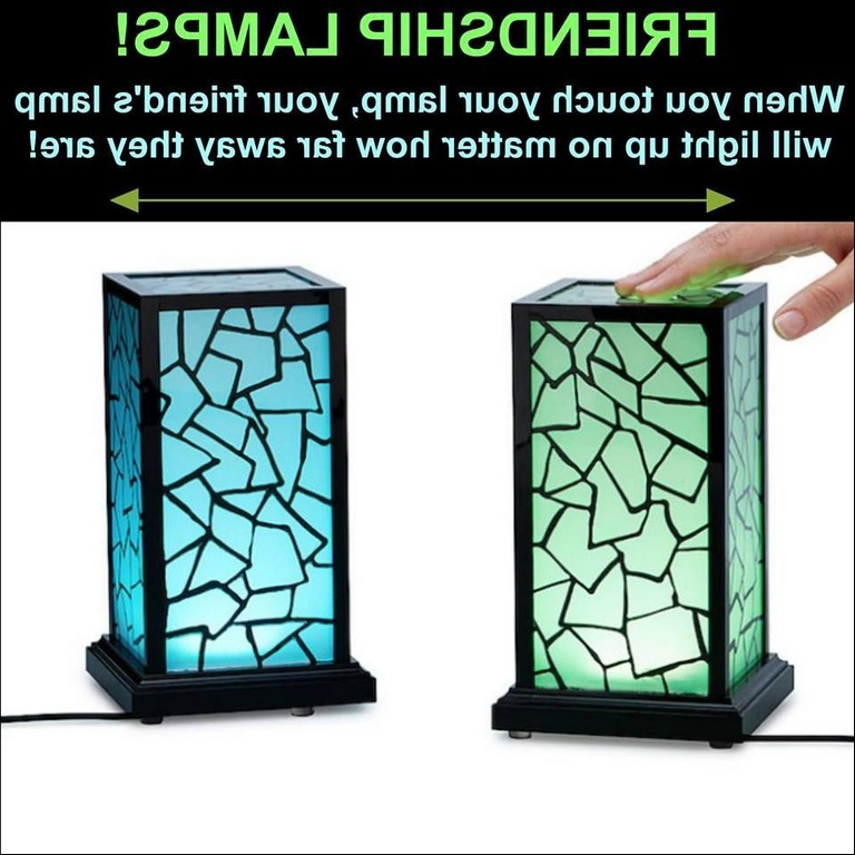 Light Up Friendship Lamps