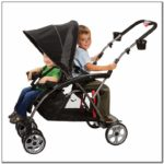 Lightweight Double Stroller For Newborn And Toddler