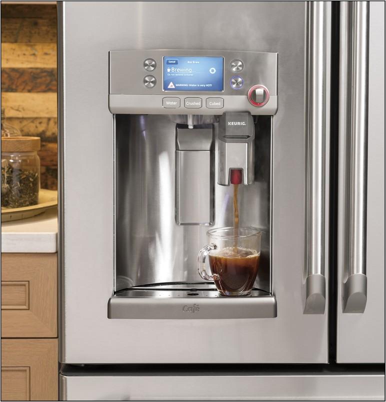 Lowes Ge Refrigerator Keurig