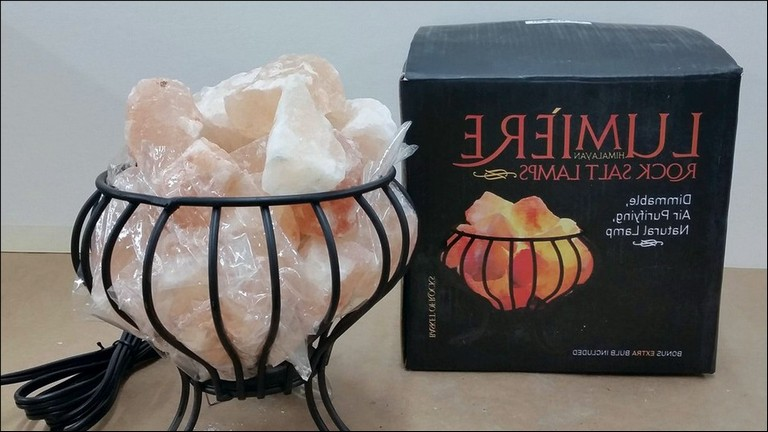 Lumiere Salt Lamp Company