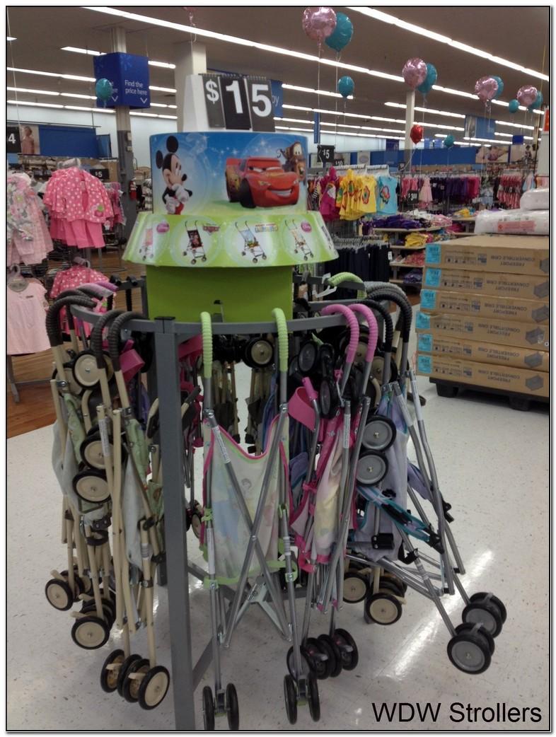 Mickey Mouse Umbrella Stroller Walmart
