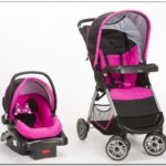 Minnie Mouse Car Seat And Stroller Bundle