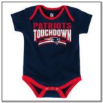 New England Patriots Baby Clothes