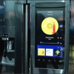 New Samsung Refrigerator With Camera