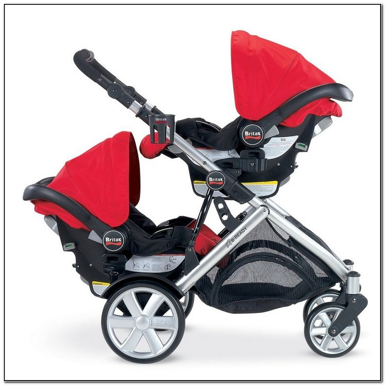 Newborn Twin Strollers With Car Seats