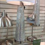 Nicole Miller Crystal Floor Lamps