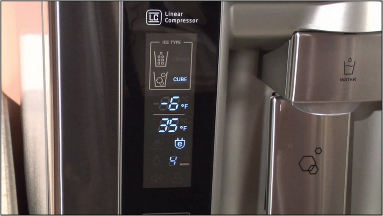 Normal Refrigerator And Freezer Temperatures