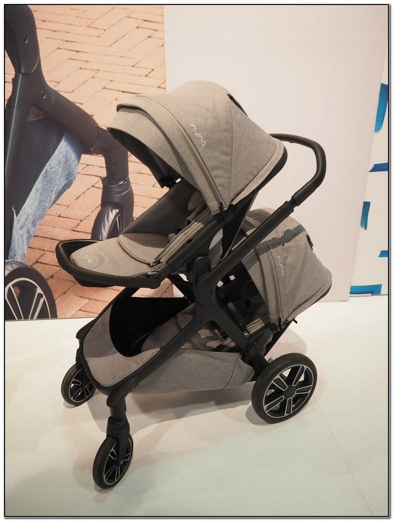 Nuna Double Stroller