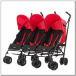 Obaby Triple Umbrella Stroller