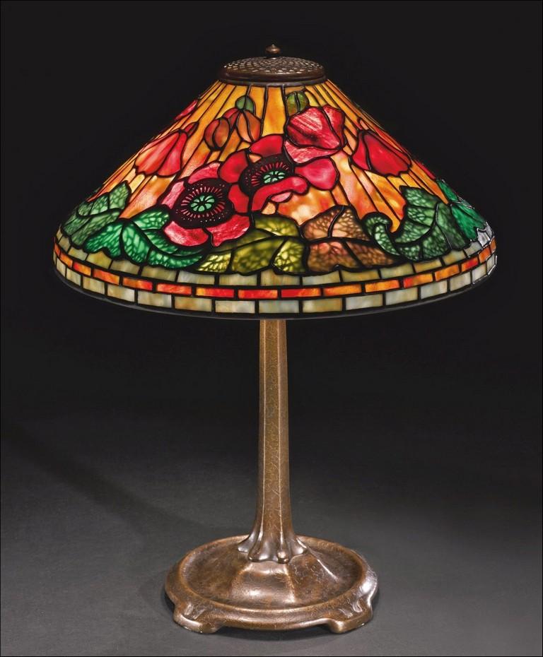 Original Tiffany Lamps Value