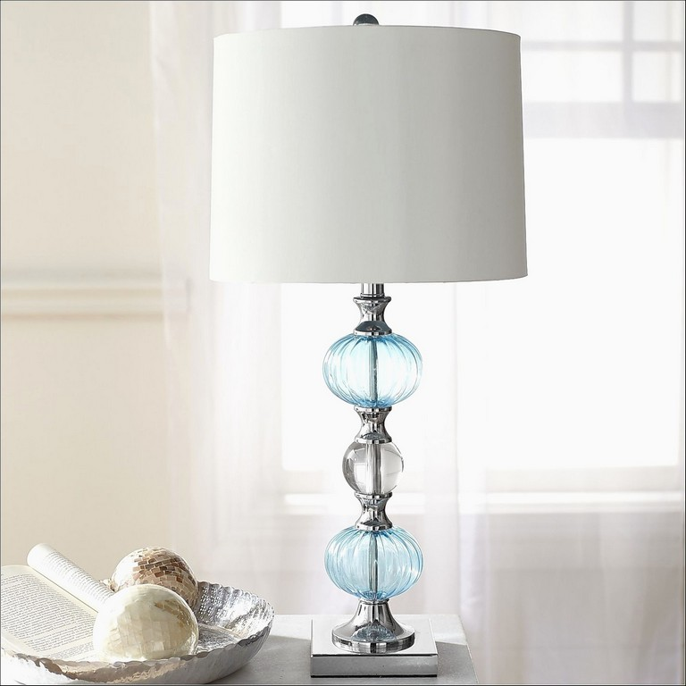 Pier One White Table Lamps