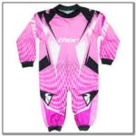 Pink Fox Racing Baby Clothes