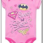 Pink Marvel Baby Clothes