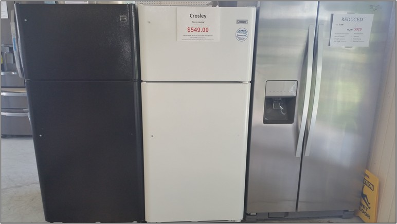 Places That Buy Used Refrigerators Near Me