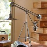 Pulley Lamp Pottery Barn